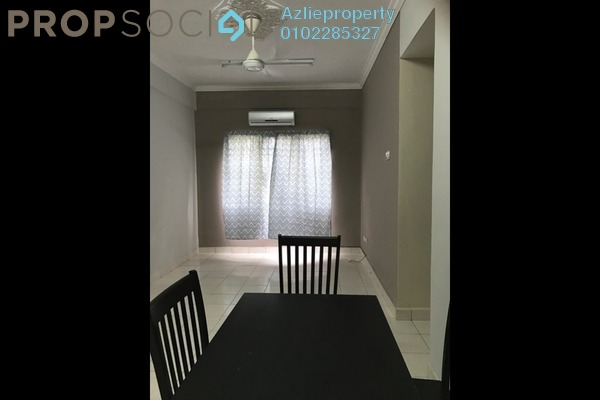 For Rent Apartment at Seri Bintang Apartment, Subang Freehold Semi Furnished 3R/2B 1.1k