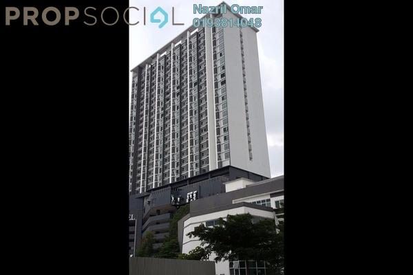 For Sale SoHo/Studio at Taman Subang Mas , Shah Alam Freehold Semi Furnished 1R/1B 310k