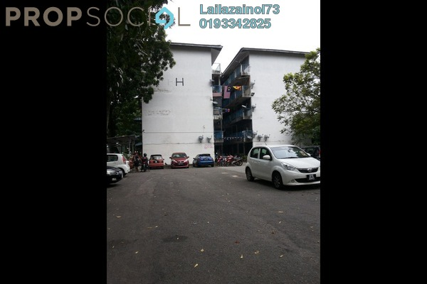For Sale Apartment at Taman Puchong Perdana, Puchong Freehold Unfurnished 3R/1B 130k