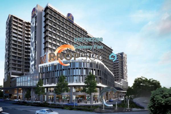 For Sale Serviced Residence at Centrestage, Petaling Jaya Freehold Fully Furnished 3R/2B 650k
