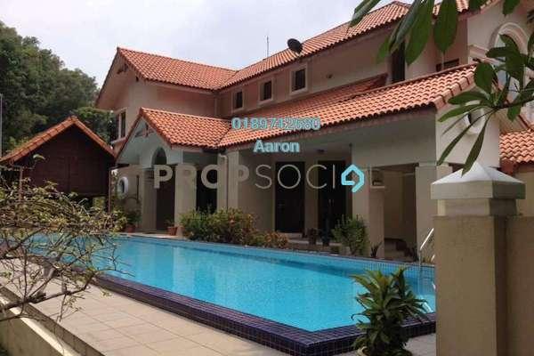 For Rent Semi-Detached at PJU 7, Mutiara Damansara Freehold Semi Furnished 6R/6B 10k