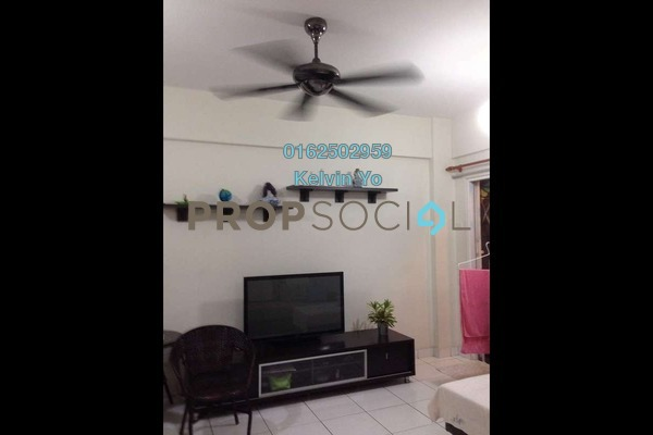 For Sale Condominium at First Residence, Kepong Freehold Fully Furnished 3R/2B 550k