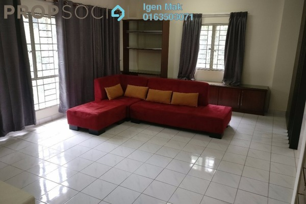For Rent Condominium at Segar Courts, Cheras Freehold Fully Furnished 3R/2B 2k