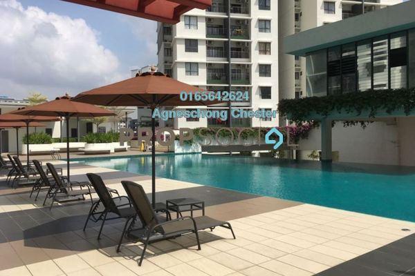 For Sale Condominium at Ivory Residence, Kajang Freehold Semi Furnished 3R/2B 400k