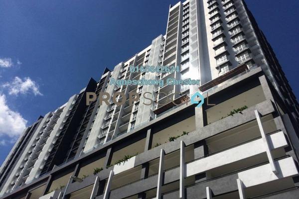 For Sale Condominium at Symphony Residence, Kajang Freehold Semi Furnished 3R/2B 360k
