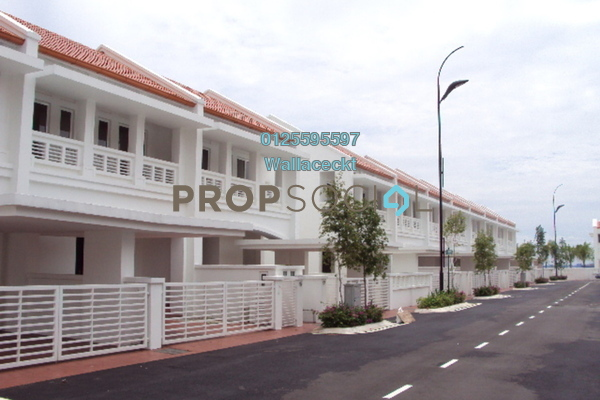 For Sale Link at Straits Quay, Seri Tanjung Pinang Freehold Fully Furnished 4R/5B 2.45m