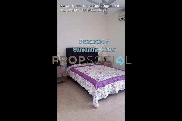 For Rent Condominium at Saujana Residency, Subang Jaya Freehold Fully Furnished 3R/3B 4.3k