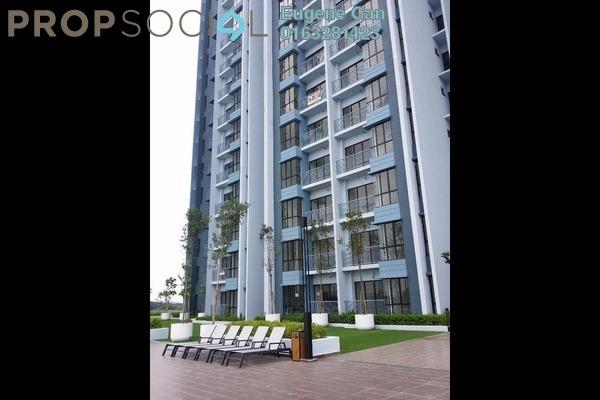 For Rent Condominium at Taman Balakong Jaya, Balakong Freehold Unfurnished 3R/2B 1.1k