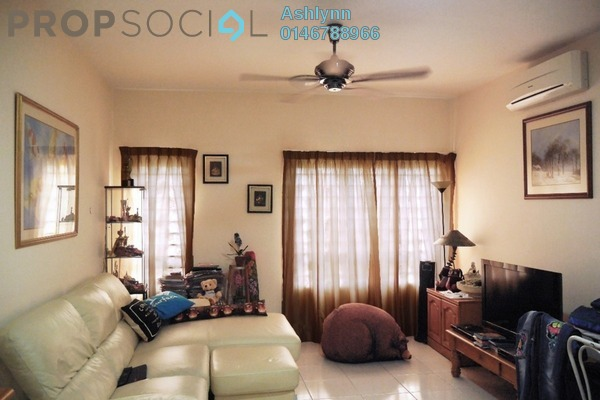 For Sale Condominium at Pelangi Damansara Sentral, Mutiara Damansara Leasehold Semi Furnished 2R/2B 449k