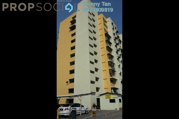 For Rent Apartment at Desa Airmas, Sungai Dua Freehold Unfurnished 2R/1B 700translationmissing:en.pricing.unit