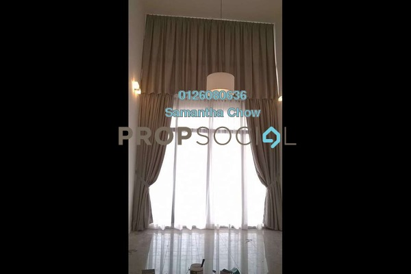 For Rent Condominium at Azelia Residence, Bandar Sri Damansara Freehold Semi Furnished 2R/2B 2.6k