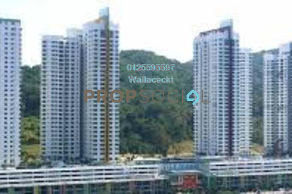 For Sale Condominium at All Seasons Park, Farlim Freehold Semi Furnished 4R/3B 590k