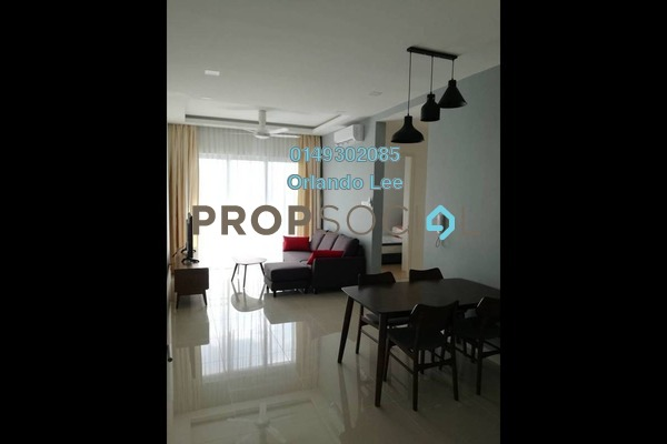 For Rent Condominium at Desa Green Serviced Apartment, Taman Desa Freehold Fully Furnished 3R/2B 2.2k