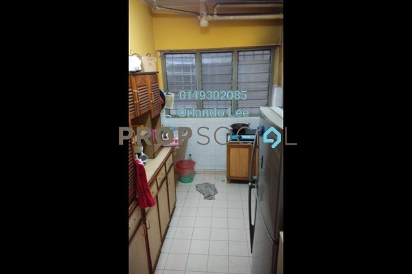 For Sale Apartment at Pelangi Indah, Jalan Ipoh Freehold Unfurnished 3R/2B 290k