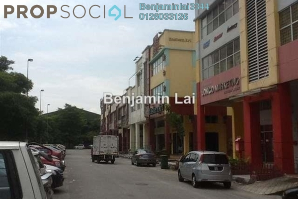 For Sale Shop at Laman Rimbunan, Kepong Freehold Unfurnished 0R/0B 3m