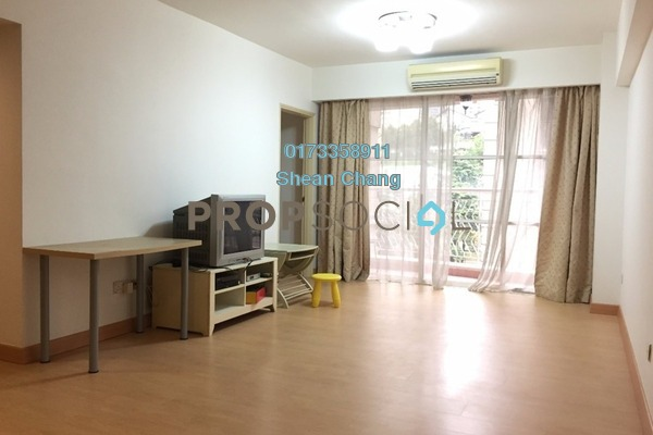 For Rent Condominium at Laman Suria, Mont Kiara Freehold Fully Furnished 3R/2B 2.4k