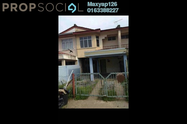 For Sale Terrace at Bukit Sentosa 1, Bukit Beruntung Freehold Unfurnished 4R/3B 275k