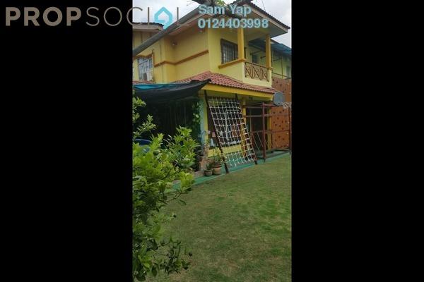 For Sale Terrace at Seksyen 3, Bandar Baru Bangi Freehold Semi Furnished 4R/3B 1m