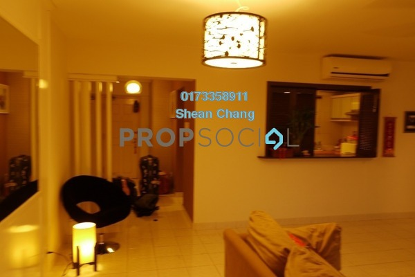 For Sale Condominium at Laman Suria, Mont Kiara Freehold Fully Furnished 2R/2B 740k