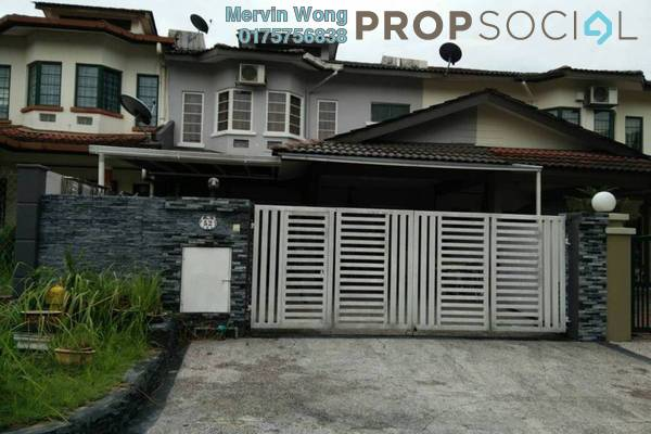 For Sale Terrace at Section 9, Kota Damansara Freehold Semi Furnished 4R/3B 900k