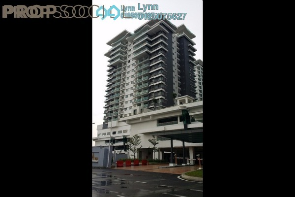 For Sale Condominium at The Regina, UEP Subang Jaya Leasehold Fully Furnished 3R/3B 600k