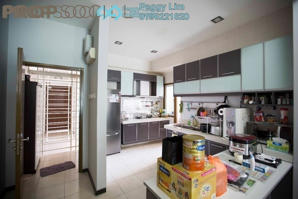 For Rent Condominium at Rosvilla, Segambut Freehold Semi Furnished 3R/2B 1.5k