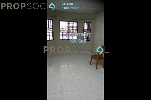 For Sale Terrace at Kampung Idaman, Port Klang Freehold Semi Furnished 4R/3B 328k