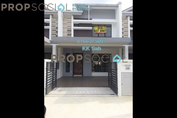 For Rent Link at M Residence 2, Rawang Leasehold Semi Furnished 4R/3B 1.0千