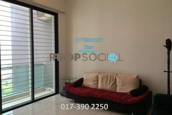 For Sale Condominium at USJ One Park, UEP Subang Jaya Freehold Semi Furnished 4R/3B 580k