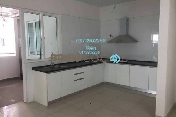 For Sale Serviced Residence at The Regina, UEP Subang Jaya Leasehold Semi Furnished 3R/3B 708k
