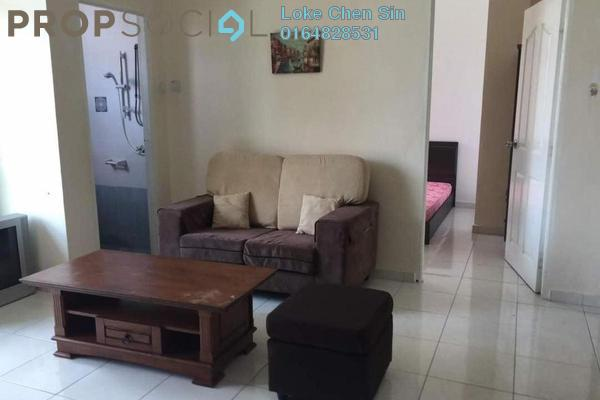 For Rent Condominium at The Bayu, Tanjung Tokong Freehold Fully Furnished 3R/2B 1.2k
