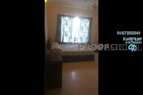 For Sale Condominium at Plaza Metro Prima, Kepong Freehold Semi Furnished 3R/2B 380k