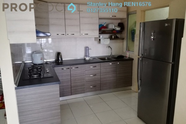 For Sale Condominium at Koi Kinrara, Bandar Puchong Jaya Freehold Semi Furnished 3R/2B 450k