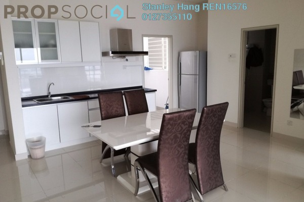 For Rent Condominium at Setia Walk, Pusat Bandar Puchong Freehold Fully Furnished 2R/1B 1.7k