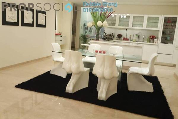 For Rent Condominium at 28 Mont Kiara, Mont Kiara Freehold Fully Furnished 3R/4B 9.5k