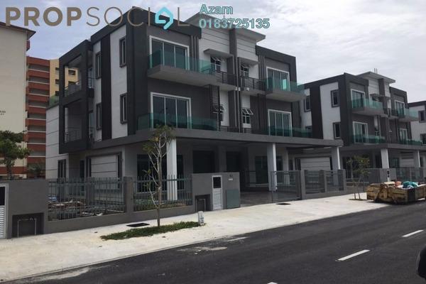 For Rent Semi-Detached at Taman Baiduri, Dengkil Freehold Semi Furnished 6R/5B 3k