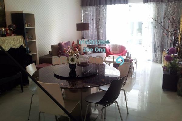 For Sale Townhouse at Challis Damansara, Sunway Damansara Freehold Semi Furnished 3R/4B 1.39m