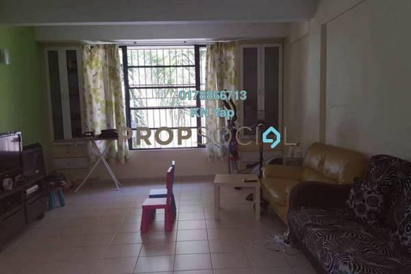 For Sale Apartment at One Mesraria, Old Klang Road Freehold Semi Furnished 3R/2B 650k