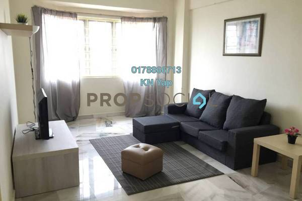For Rent Condominium at Danau Idaman, Taman Desa Freehold Fully Furnished 3R/2B 1.8k