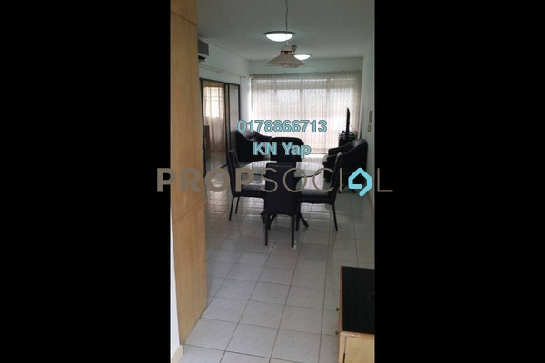For Rent Condominium at Cascadium, Bangsar Freehold Fully Furnished 1R/1B 2.2k