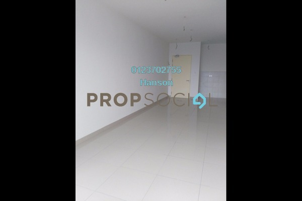 For Sale Condominium at Mercury Serviced Apartment @ Sentul Village, Sentul Freehold Unfurnished 3R/2B 600k