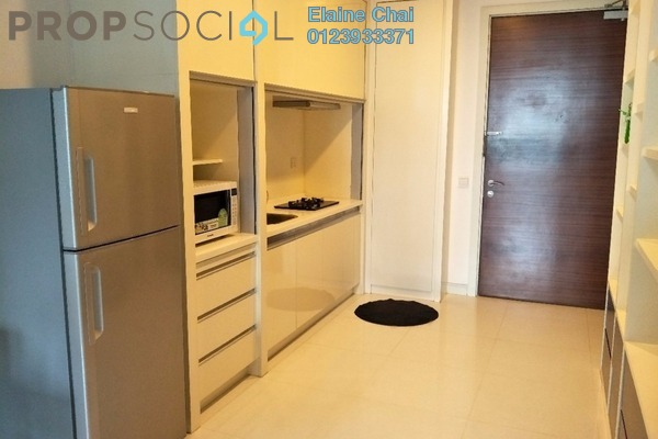 For Rent Condominium at Marc Service Residence, KLCC Freehold Fully Furnished 1R/1B 3.8k