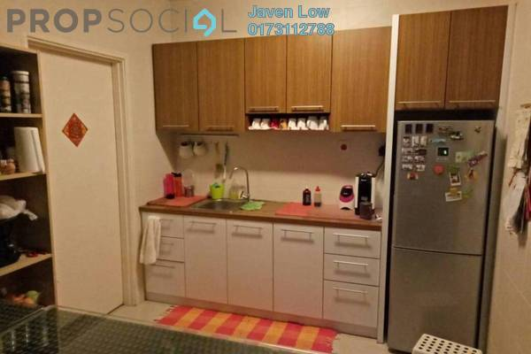 For Sale Condominium at Alam Puri, Jalan Ipoh Freehold Fully Furnished 3R/2B 548k