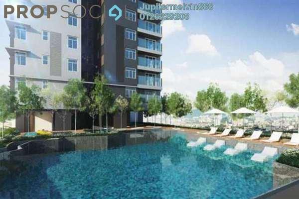 For Sale Condominium at Bandar Teknologi Kajang, Semenyih Freehold Unfurnished 3R/2B 281k