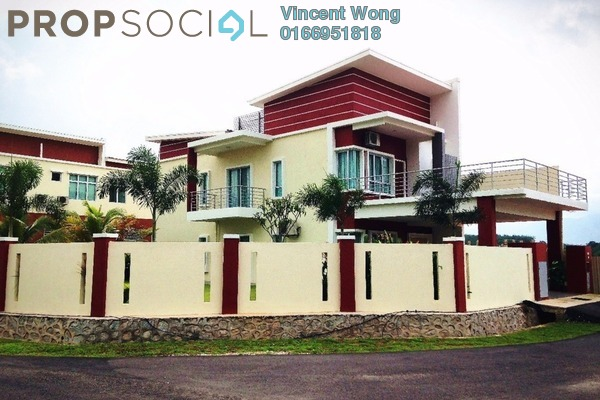 For Sale Terrace at Warisan Villa, Nilai Freehold Unfurnished 4R/3B 489k