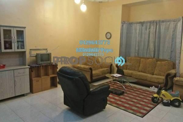 For Sale Terrace at Taman Impian Putra, Bandar Seri Putra Freehold Semi Furnished 4R/3B 495k