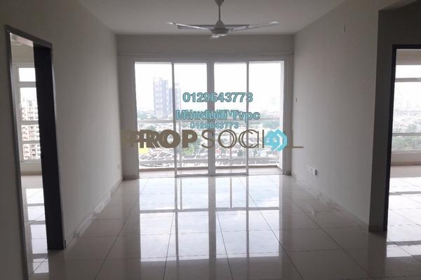 For Sale Condominium at MH Platinum Residency, Setapak Freehold Semi Furnished 3R/2B 570k