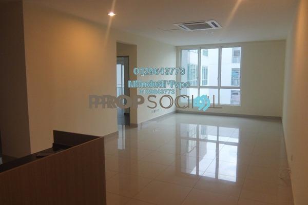 For Sale Condominium at The Loft @ ZetaPark, Setapak Freehold Semi Furnished 3R/2B 700k