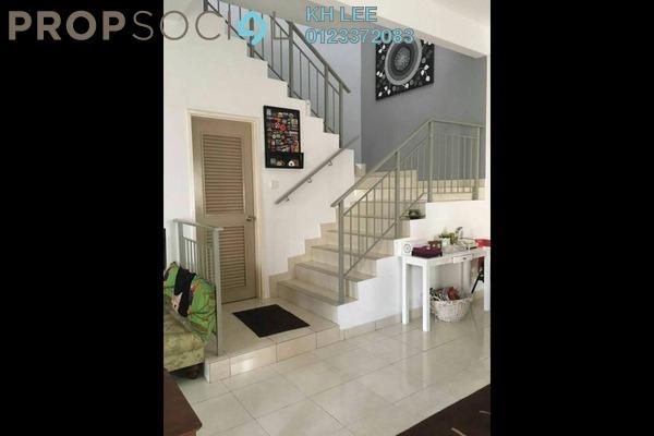 For Rent Terrace at Setia Indah, Setia Alam Freehold Semi Furnished 4R/3B 1.5k
