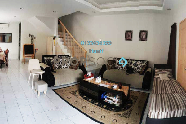 For Rent Semi-Detached at Kemuning Greenhills, Kota Kemuning Freehold Fully Furnished 4R/3B 2.8k